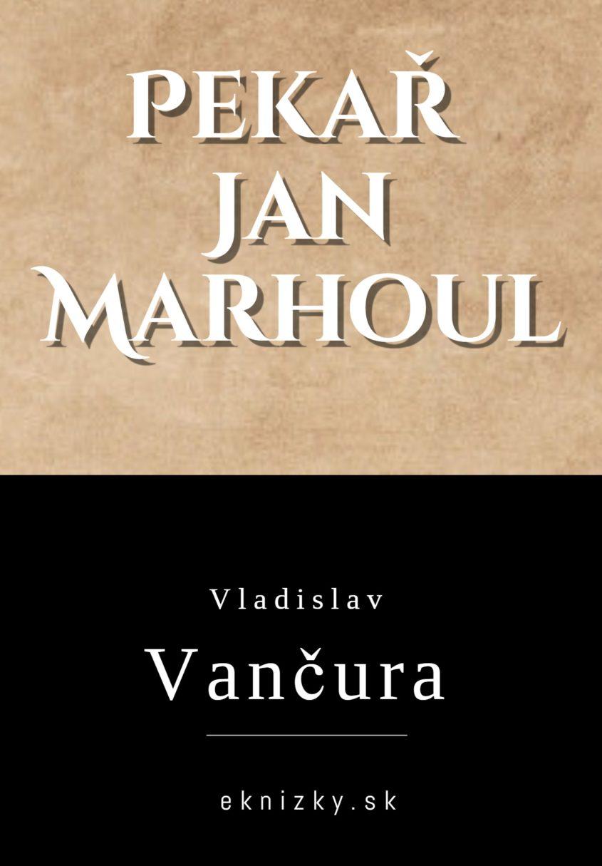 Vladislav Vancura Pekar Jan Marhoul
