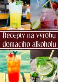 Recepty na výrobu domácího alkoholu