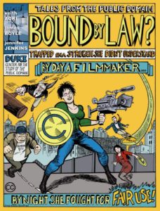 public domain Comic cover FKB
