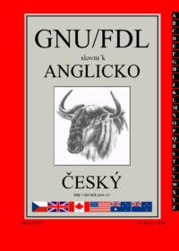 GNU/FDL slovník ANGLICKO – ČESKÝ