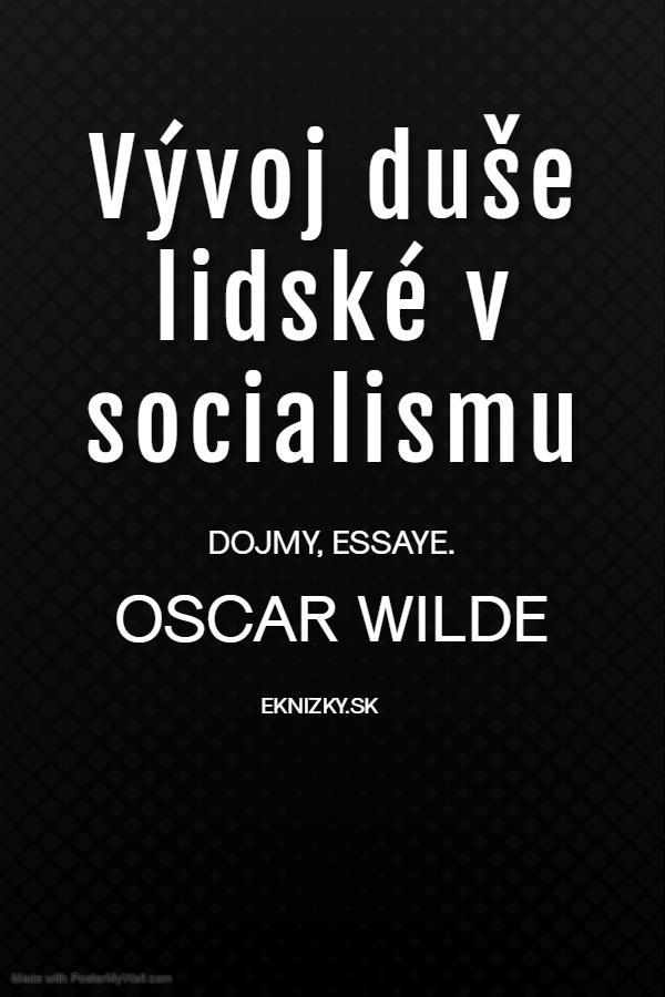 Vývoj duše lidské v socialismu