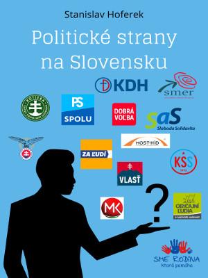 politicke strany na slovensku obal