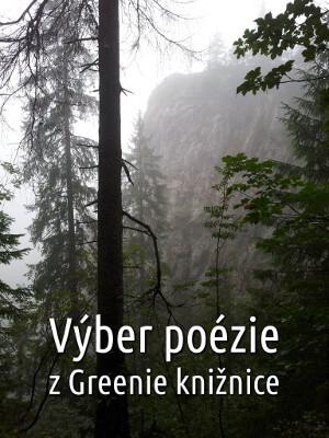 Výber poézie z Greenie knižnice