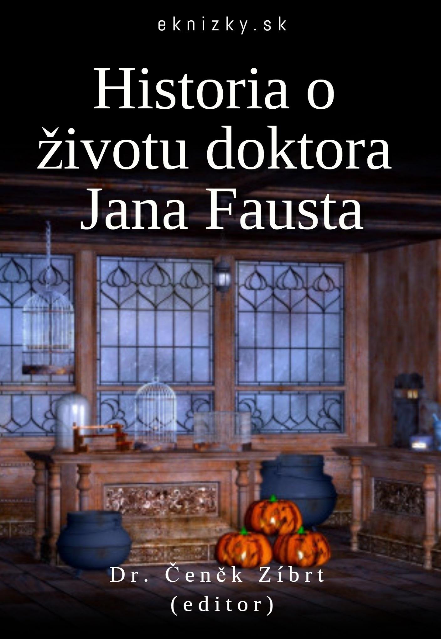 Historia o zivotu doktora Jana Fausta
