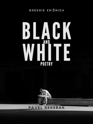 black and white poetry obal