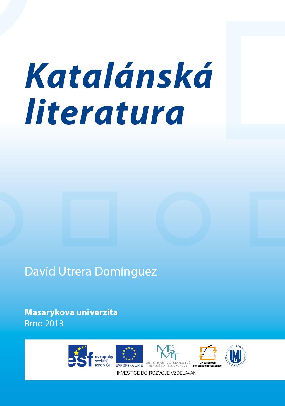 katalanska literatura