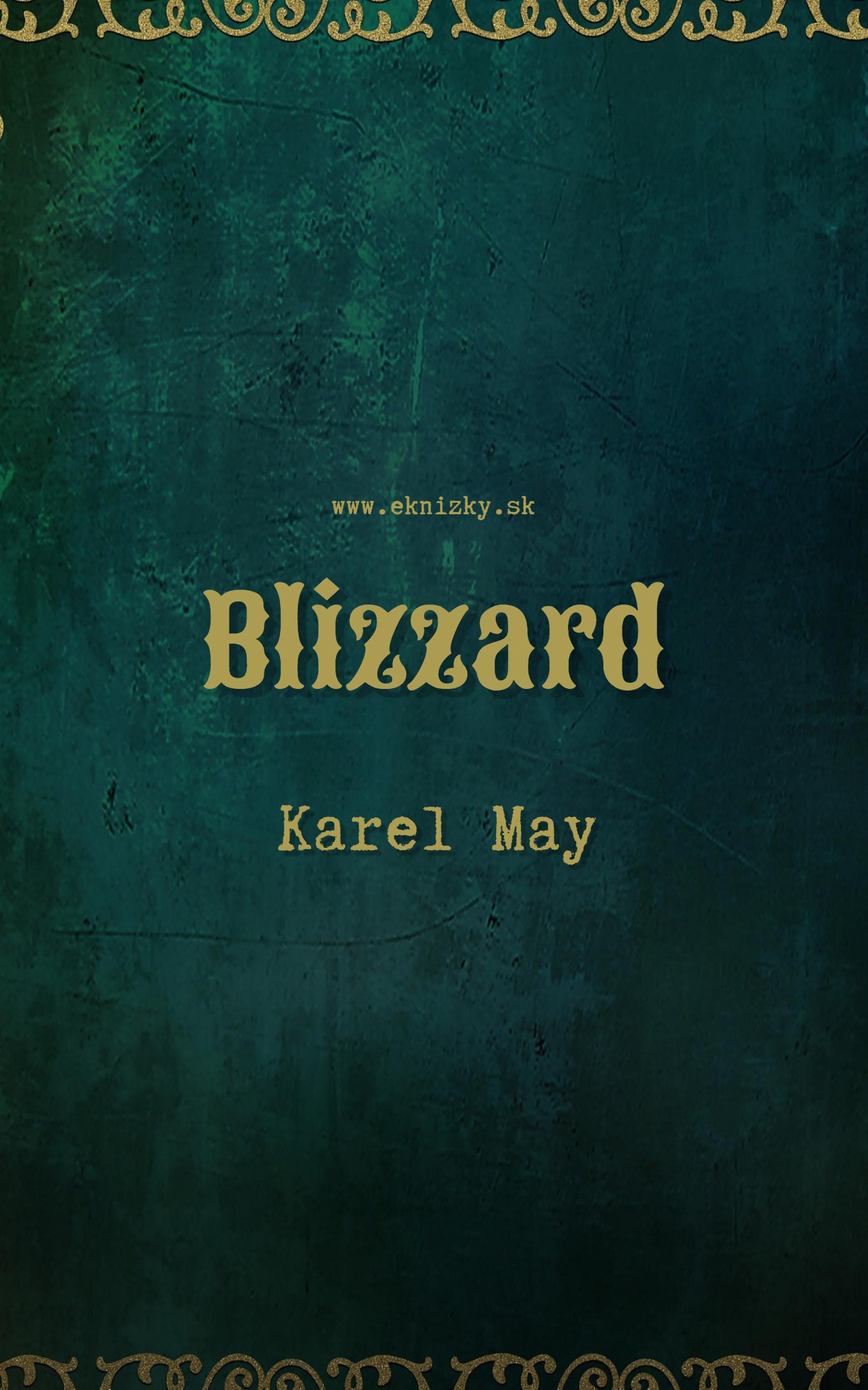 blizzard may eknizky