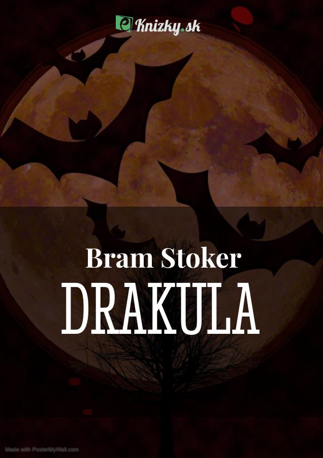 Drakule Bram Stoker eknizky.sk