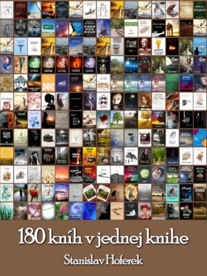 180 knih v jednej knihe obal