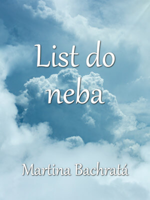 list do neba obal