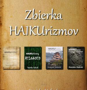 zbierka haikurizmov obal