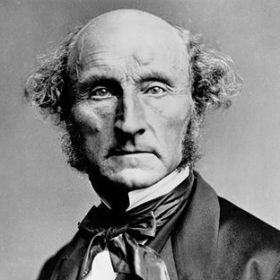 Profile picture of John Stuart Mill