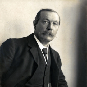 Profile picture of Arthur Conan Doyle