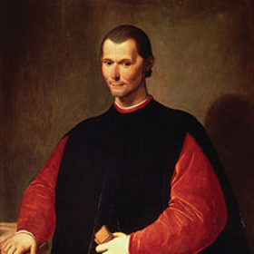 Profile picture of Niccolò Machiavelli