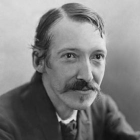 Profile picture of Robert Louis Stevenson