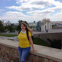 Profilový obrázok používateľa Tetiana Khodanych